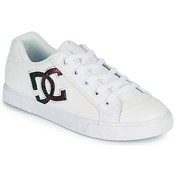 Skate Παπούτσια DC Shoes CHELSEA J ΣΤΕΛΕΧΟΣ: Φυσικό ύφασμα & ΕΠΕΝΔΥΣΗ: Ύφασμα & ΕΣ. ΣΟΛΑ: & ΕΞ. ΣΟΛΑ: Καουτσούκ