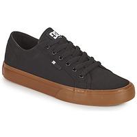 Παπούτσια Άνδρας Skate Παπούτσια DC Shoes MANUAL Black / Gum