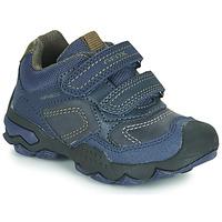 Παπούτσια Αγόρι Χαμηλά Sneakers Geox J BULLER BOY B ABX Μπλέ