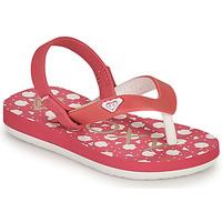 Παπούτσια Κορίτσι Σαγιονάρες Roxy TW TAHITI VI Ροζ
