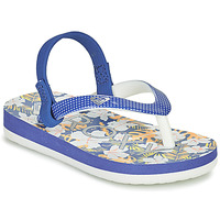Παπούτσια Κορίτσι Σαγιονάρες Roxy TW PEBBLES VI Μπλέ