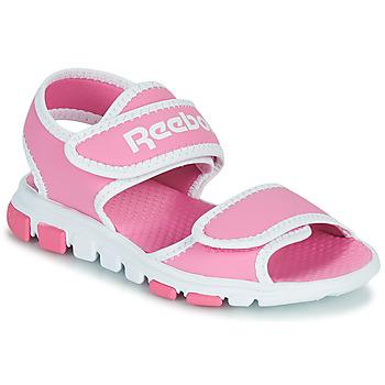 Παπούτσια Παιδί Σπορ σανδάλια Reebok Sport WAVE GLIDER III Ροζ