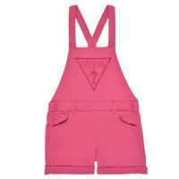 Υφασμάτινα Κορίτσι Ολόσωμες φόρμες / σαλοπέτες Guess K1GK10-WB5Z0-JLPK Ροζ