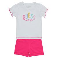 Υφασμάτινα Κορίτσι Σετ Guess A1GG07-K6YW1-TWHT Multicolour