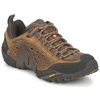 Παπούτσια Άνδρας Χαμηλά Sneakers Merrell INTERCEPT Brown