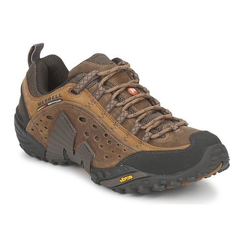 Παπούτσια Άνδρας Πεζοπορίας Merrell INTERCEPT Brown