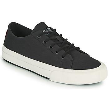 Παπούτσια Άνδρας Χαμηλά Sneakers Levi's SUMMIT LOW Black