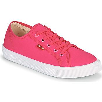 Παπούτσια Γυναίκα Χαμηλά Sneakers Levi's MALIBU BEACH S Ροζ