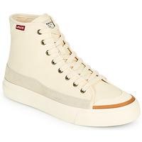 Παπούτσια Γυναίκα Ψηλά Sneakers Levi's SQUARE HIGH S Άσπρο