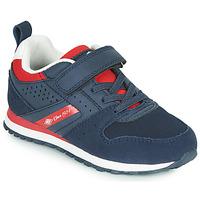 Παπούτσια Παιδί Χαμηλά Sneakers Umbro JADER VLC Μπλέ / Red