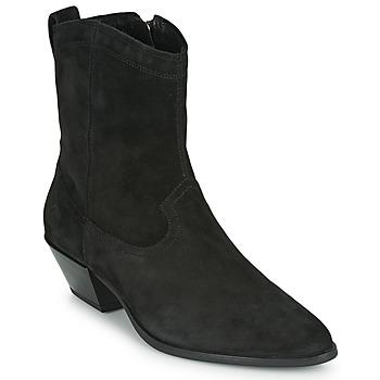 Παπούτσια Γυναίκα Μποτίνια Vagabond Shoemakers EMILY Black
