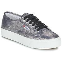Παπούτσια Γυναίκα Χαμηλά Sneakers Superga 2730 LAMEW Silver