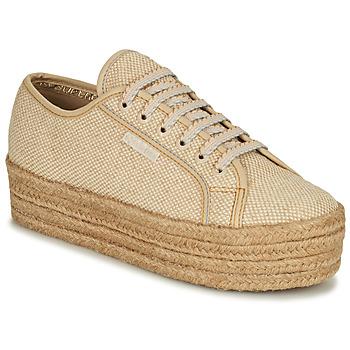 Παπούτσια Γυναίκα Χαμηλά Sneakers Superga 2790 JUTECOTROPEW Beige