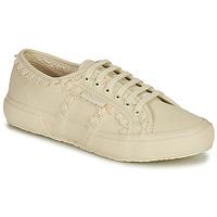 Παπούτσια Γυναίκα Χαμηλά Sneakers Superga 2750 COTW LACEPIPING Beige
