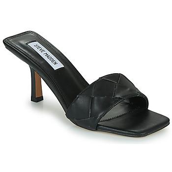 Παπούτσια Γυναίκα Σανδάλια / Πέδιλα Steve Madden FRENZY Black