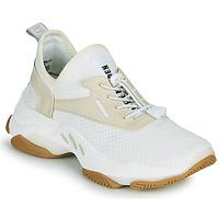 Παπούτσια Γυναίκα Χαμηλά Sneakers Steve Madden MATCH Άσπρο / Beige