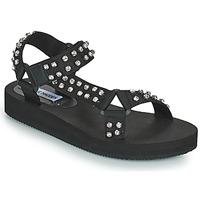 Παπούτσια Γυναίκα Σανδάλια / Πέδιλα Steve Madden HENLEY-R Black