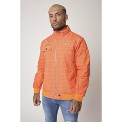 Υφασμάτινα Άνδρας Μπουφάν Project X Paris  Orange