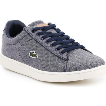 Παπούτσια Γυναίκα Χαμηλά Sneakers Lacoste Carnaby Evo 218 3 SPW 7-35SPW0018B98 navy , white