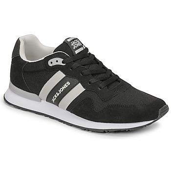 Παπούτσια Άνδρας Χαμηλά Sneakers Jack & Jones JFW STELLAR MESH 2.0 Black / Άσπρο