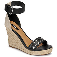 Παπούτσια Γυναίκα Σανδάλια / Πέδιλα Only AMELIA 12 Black