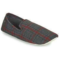 Παπούτσια Άνδρας Παντόφλες Isotoner FILOMENA Grey / Red