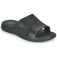 Παπούτσια Άνδρας σαγιονάρες Isotoner MONA Black