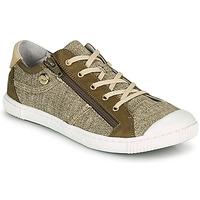 Παπούτσια Γυναίκα Χαμηλά Sneakers Pataugas BOMY F2G Gold / Kaki