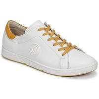 Παπούτσια Γυναίκα Χαμηλά Sneakers Pataugas JAYO F2G Άσπρο / Ocre