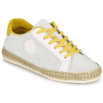 Παπούτσια Γυναίκα Εσπαντρίγια Pataugas PALOMA F2F Άσπρο / Yellow