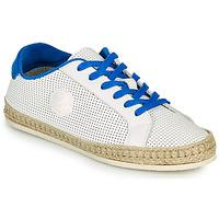 Παπούτσια Γυναίκα Εσπαντρίγια Pataugas PALOMA F2F Άσπρο / Μπλέ