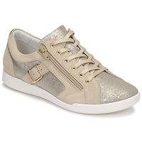 Παπούτσια Γυναίκα Χαμηλά Sneakers Pataugas PAULINE/T F2G Beige / Gold