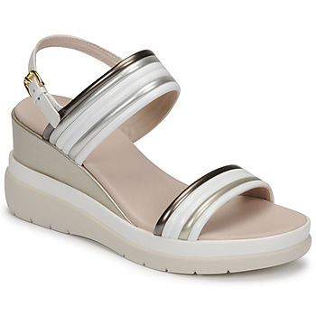 Παπούτσια Γυναίκα Σανδάλια / Πέδιλα Lumberjack ELAINE Άσπρο / Beige