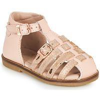 Παπούτσια Κορίτσι Σανδάλια / Πέδιλα Aster NINI Ροζ