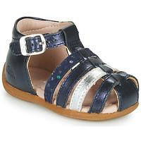 Παπούτσια Κορίτσι Σανδάλια / Πέδιλα Aster OFILIE Marine