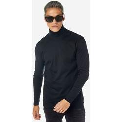 Υφασμάτινα Άνδρας Πουλόβερ Brokers ΑΝΔΡΙΚΟ T-SHIRT Μαύρο