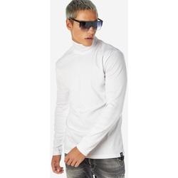 Υφασμάτινα Άνδρας Πουλόβερ Brokers ΑΝΔΡΙΚΟ T-SHIRT Λευκό