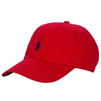 Αξεσουάρ Άνδρας Κασκέτα Polo Ralph Lauren HSC01A CHINO TWILL Red