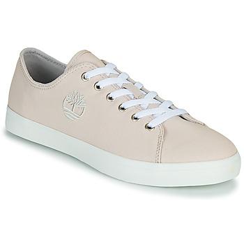Παπούτσια Άνδρας Χαμηλά Sneakers Timberland UNION WHARF LACE OXFORD WIND CHIME Grey