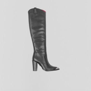 Παπούτσια Γυναίκα Μπότες για την πόλη Bronx Bottes femme  New-Americana noir