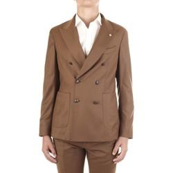 Υφασμάτινα Άνδρας Σακάκι / Blazers Manuel Ritz 2932G2738Y-200501 Cammello