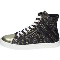Παπούτσια Γυναίκα Sneakers Hogan Αθλητικά BK650 Μαύρος