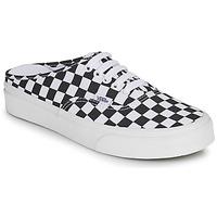 Παπούτσια Τσόκαρα Vans AUTHENTIC MULE Black / Άσπρο