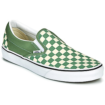 Παπούτσια Άνδρας Slip on Vans CLASSIC SLIP ON Green