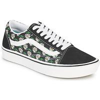 Παπούτσια Γυναίκα Χαμηλά Sneakers Vans COMFYCUSH OLD SKOOL Black / Άσπρο