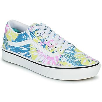Παπούτσια Γυναίκα Χαμηλά Sneakers Vans COMFYCUSH OLD SKOOL Multicolour