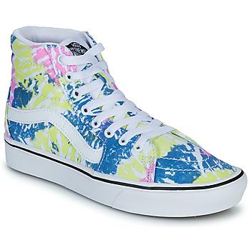 Ψηλά Sneakers Vans COMFYCUSH SK8 HI ΣΤΕΛΕΧΟΣ: Δέρμα / ύφασμα & ΕΠΕΝΔΥΣΗ: Ύφασμα & ΕΣ. ΣΟΛΑ: Ύφασμα & ΕΞ. ΣΟΛΑ: Καουτσούκ