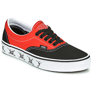 Παπούτσια Χαμηλά Sneakers Vans ERA Black / Red