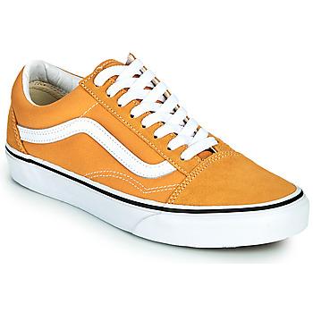 Παπούτσια Γυναίκα Χαμηλά Sneakers Vans OLD SKOOL Yellow