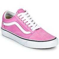 Παπούτσια Γυναίκα Χαμηλά Sneakers Vans OLD SKOOL Lilas